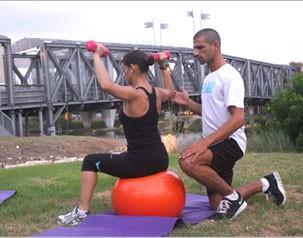 אימון כושר אישי במחיר מוזל